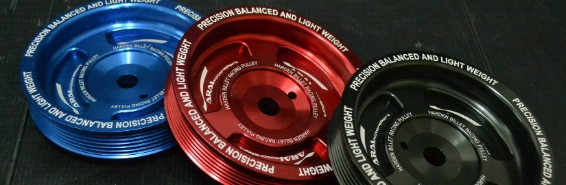 BMW PULLEY KIT